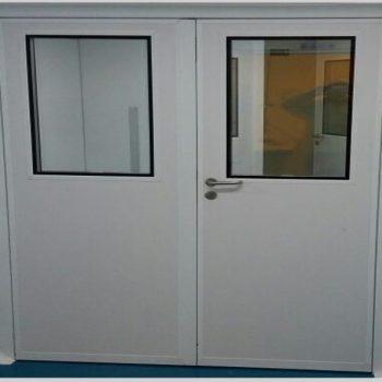 1 - porta dupla